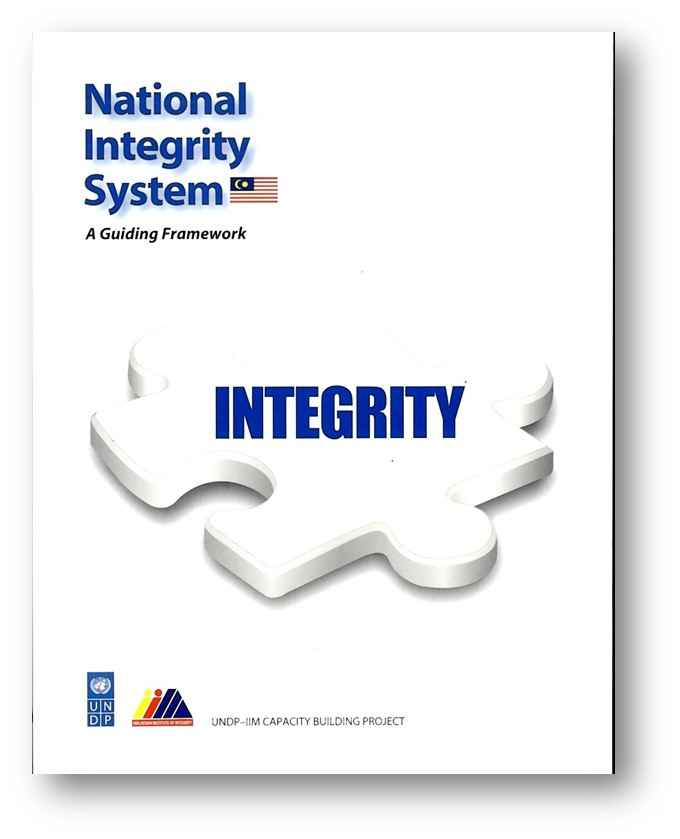 National Integrity System A Guiding Framework Image