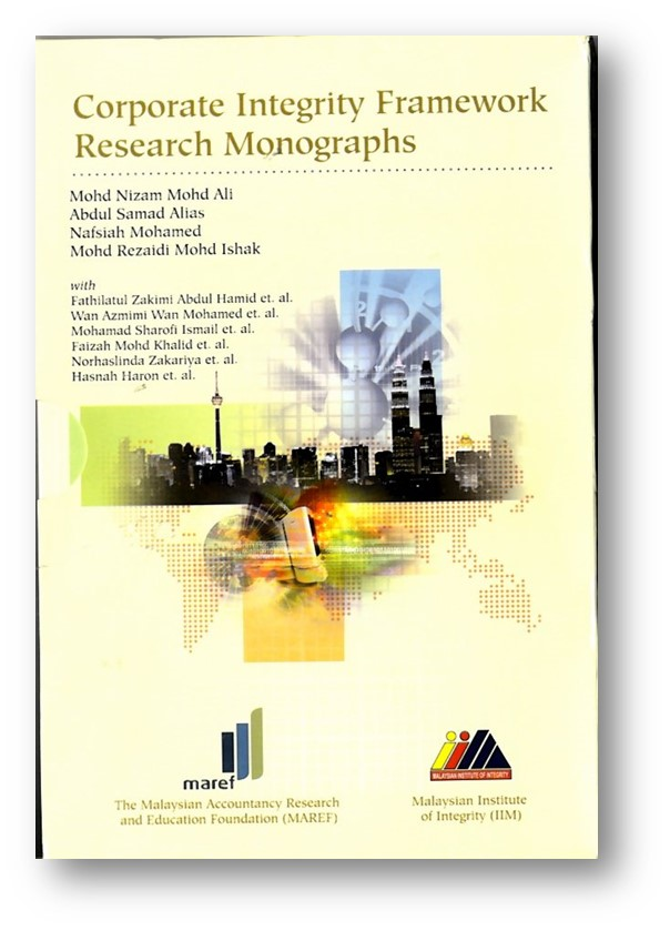 Corporate Integrity Framework Research Monographs Image
