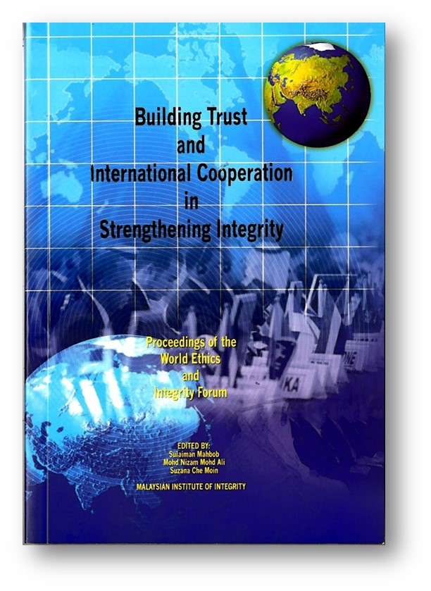 Building Trust and Interntional Cooperation in Strengthening Integrity
