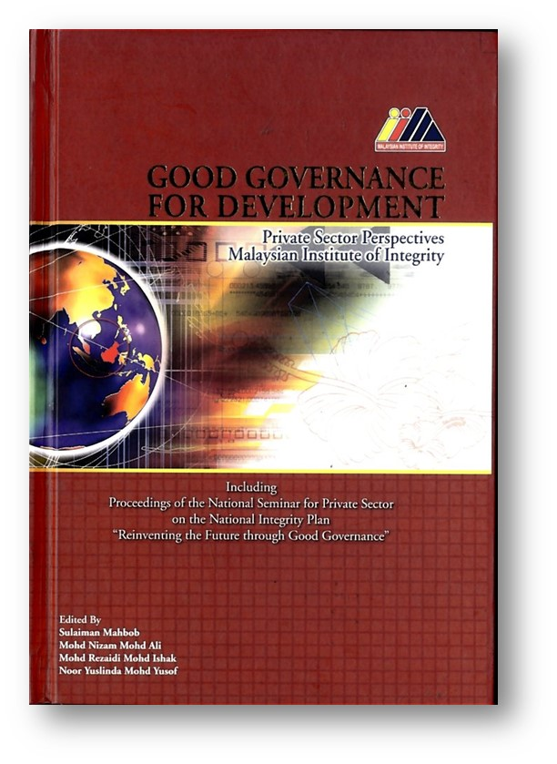 Good Governance For Development
