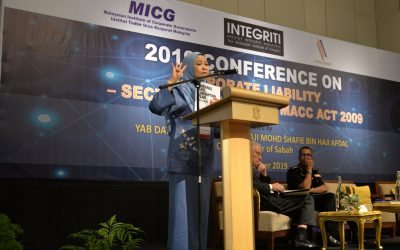 Conference On Corporate Liability Section 17A MACC Act